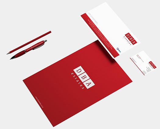 Letterheads Business Cards Compliment Slip Design Telford