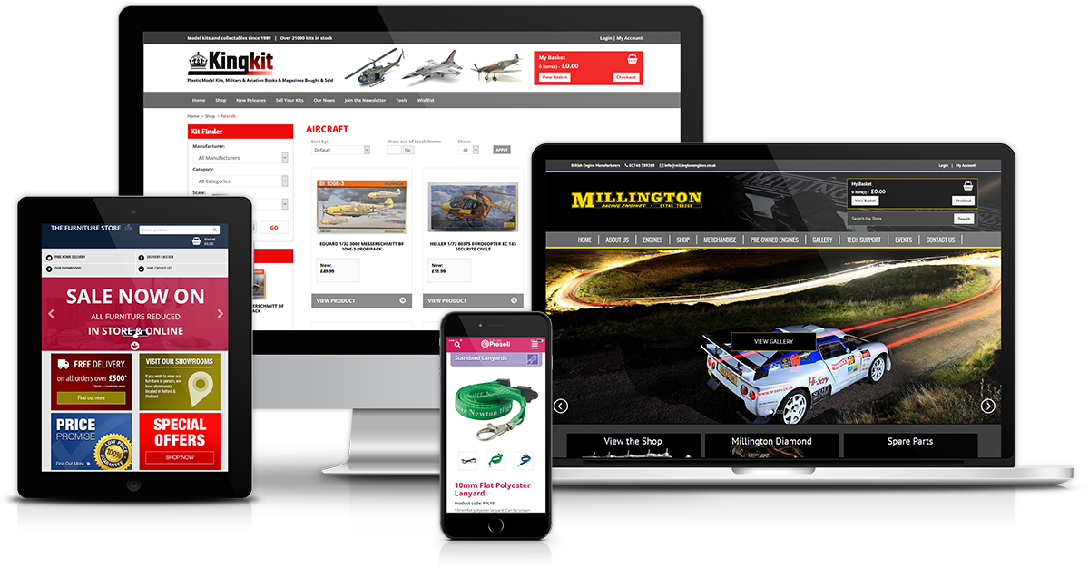 Web Design Telford | Web Design Shropshire | SEO Telford