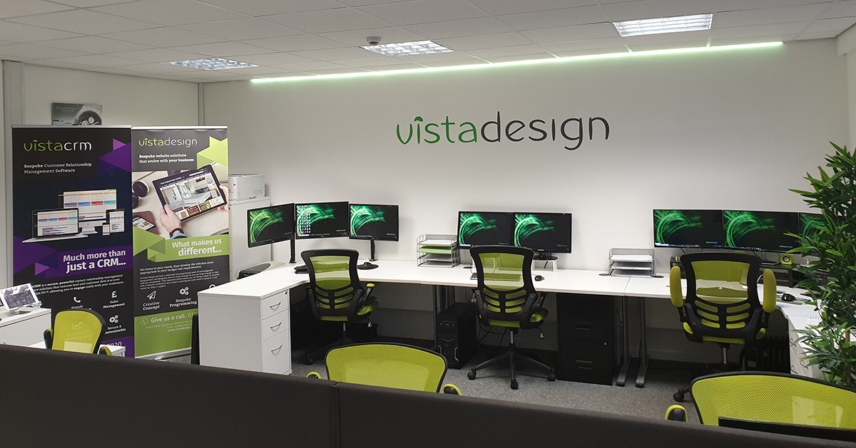 Vista Design Offices Telford
